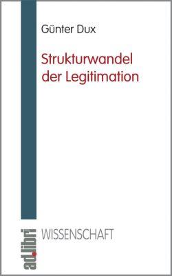 Strukturwandel der Legitimation