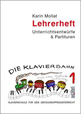 Klavierschule für den Großgruppenunterricht. Lehrerheft 1 - Tastenspiele